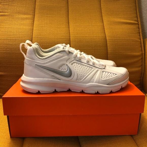 de625be0387 White Nike Court Lite Women s Tennis Shoes
